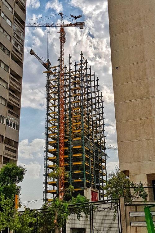 برج زرین